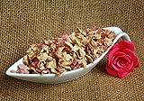 Naturix24 – Rosenblütenblätter rosa ganz – 250 g Beutel