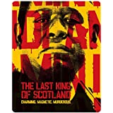 The Last King of Scotland - Limited Edition Steelbook