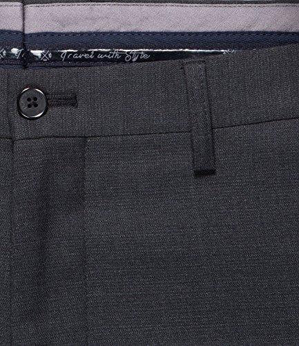 Michaelax-Fashion-Trade -  Pantaloni da abito  - Basic - Uomo Grigio