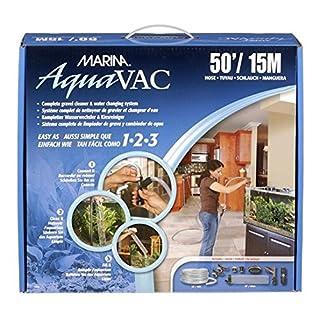 Marina AquaVAC Wasserwechsel-System mit 15 m Schlauchlänge