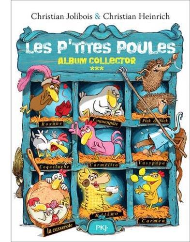 Les P'tites Poules - Album collector (Tomes 9 à 12) (3)