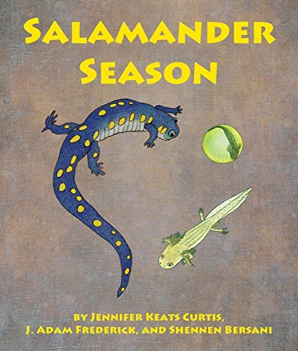 Salamander Season by Jennifer Keats Curtis (2015-01-20)