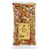 KoRo - Rijstkoekjes Mix Superior 750 g - pittige snack op basis van rijst voor een knapperige smaakexplosie
