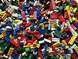 Lego 1000g mixed pieces, blocks, bricks 1 kg, over 2lb random bulk assortment