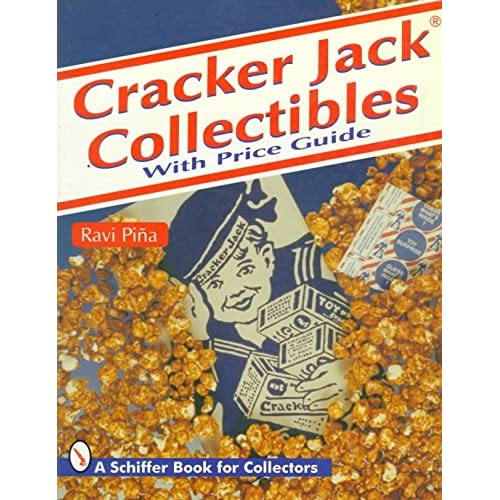 [Cracker Jack Collectibles] (By: Ravi Pina) [published: July, 2007]