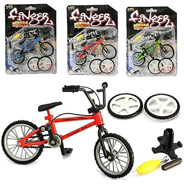 Bicicleta de dedo, Juguetes de metal en miniatura Deportes ...