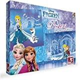 Toy Kraft Disney Frozen Posters with Sequin and Shimmer, Multi Color