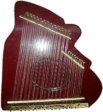 SWARMANDAL Showpiece By CI-EL Antique Showpiece for Home Decoration Hand Made Miniature Musical Instrumants