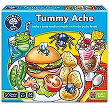 """Orchard Toys - Gioco da tavola educativo """"Tummy Ache"""" (Mal di pancia), lingua inglese, istruzioni in italiano incluse, 3-10 anni"""