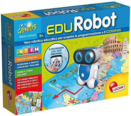 Lisciani Giochi 62256 Im Genius Edu Robot Multicolore 62256