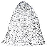 Tragbare Nylon Faltbar Fischerei Kescher Fischernetz Angeln Fishing Net - 60cm