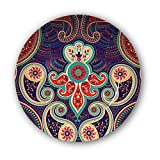 #8: Kolorobia Paisley Decorative Plate