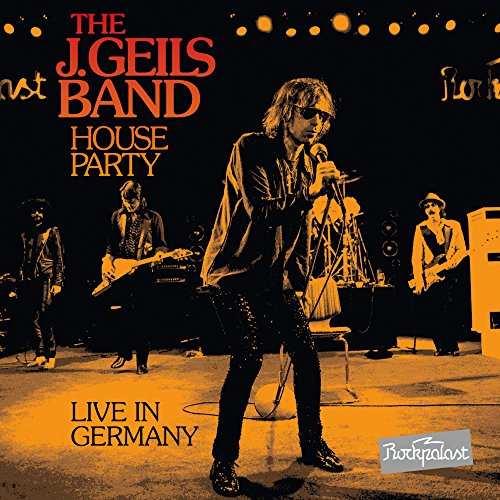 House Party (Live in Germany) -