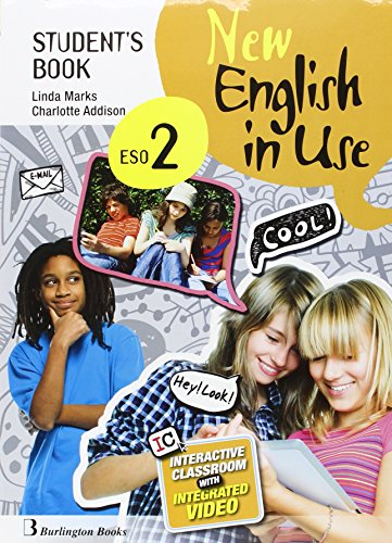 New English in Use ESO 2 Student's Book