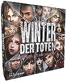 yvolve Winter der Toten - Grundspiel - Brettspiel | Deutsch | Neuauflage | Asmodee