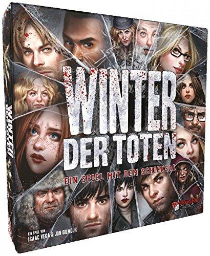 Winter der Toten - Grundspiel - Brettspiel | DEUTSCH | Neuauflage | Asmodee