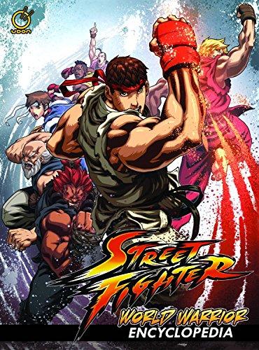 Street Fighter: World Warrior Encyclopedia Hardcover por Matt Moylan