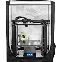 Comgrow Large 3D Printer Enclosure Fireproof and Dustproof Tent for Ender5/5 pro/5 Plus,CR-10/10S/10S PRO/10MINI,CR-X/CR…