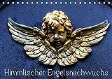 Himmlischer Engelsnachwuchs (Tischkalender 2018 DIN A5 quer): Ein fotografische Huldigung für alle noch jungen Engel, die uns tagtäglich zur Seite ... uns bek´leiten. (Monatskalender, 14 Seiten )