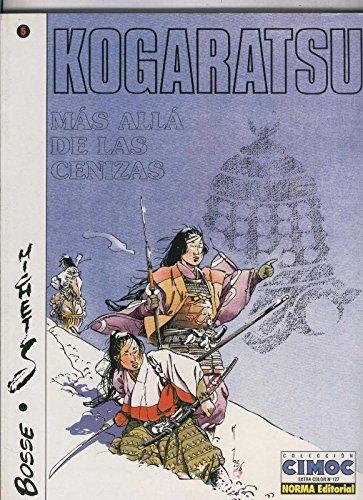 Cimoc Extra Color numero 127: Kogaratsu: Mas alla de las cenizas