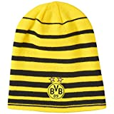 Puma Mütze BVB Performance Beanie Cyber Yellow-Black, One Size