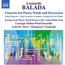 Balada: Music for Wind Ensemble