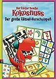 Der kleine Drache Kokosnuss - Der große Rätsel-Vorschulspaß: Sammelband: Buchstaben und erste Wörter / Zahlen und Rechnen von 1 - 20 / Erste ... für jeden Tag (Lernspaß- Rätselhefte, Band 8)