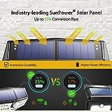 Mpow 30luci a LED di nuova generazione del sensore di movimento di sicurezza esterni Sunpower pannello solare, leader Waterpoof Bright aggiornato testa, esterno per giardino, per giardino, cortile, garage, sentiero, confezione da 2