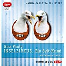 Inselzirkus. Ein Sylt-Krimi (mp3-Ausgabe): 1 mp3-CD
