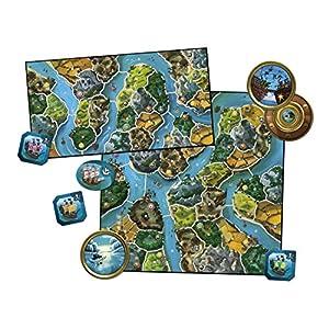 Days of Wonder- Small River World-Español, Color (DW790022)