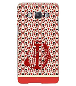 PrintDhaba GRANDbet D D-1459 Back Case Cover for SAMSUNG GALAXY E5 (Multi-Coloured)