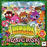 Moshi Monsters - Music Rox! Limited Edition