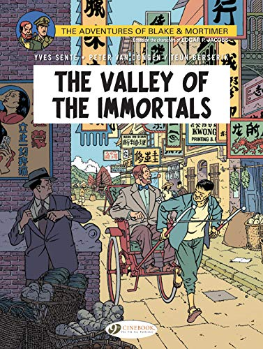Blake & Mortimer - volume 25 The Valley of the Immortals (25)