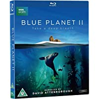 Blue Planet II (Imported Region Free Blu-ray) (Narrated By Sir David Attenborough)