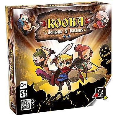 Gigamic - JKKO - Jeu de carte - Kooba