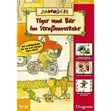 Janosch - Tiger und Bär im Straßenverkehr