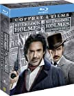 Sherlock Holmes + Sherlock Holmes 2 - Jeu d'Ombres - Coffret Blu-Ray