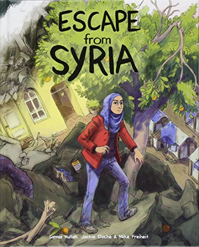 Escape from Syria por Samya Kullab