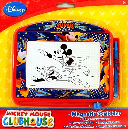 Disney Mickey Mouse Clubhouse  Small Travel Magnetic Scribbler