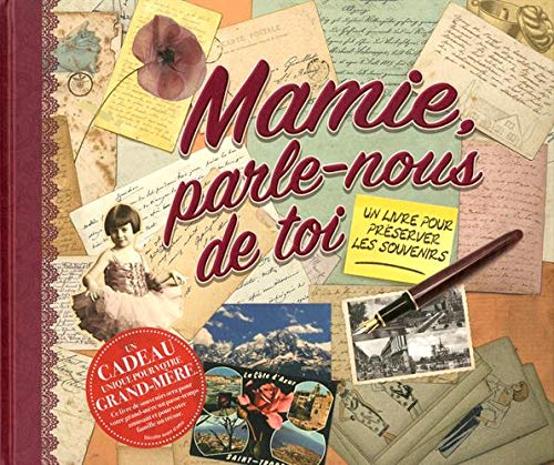 Mamie Parle Nous de Toi par Monika Koprivova.