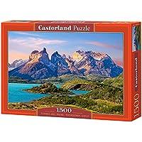 CASTORLAND Torres del Paine, Patagonia, Chile 1500 pcs 1500pieza(s) - Rompecabezas