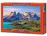 Castorland C-150953-2 - Torres Del Paine, Patagonia, Chile, , Klassische Puzzle