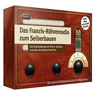 Das Franzis Röhrenradio zum Selberbauen