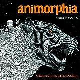 Animorphia (Kerby Rosanes Extreme Colouring)