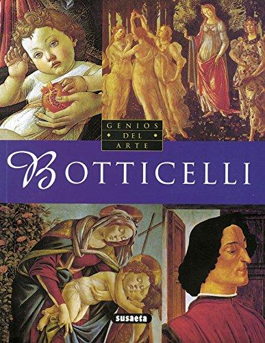 Botticelli (Genios De La Pintura) (Genios Del Arte)