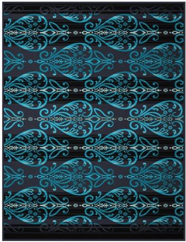 Biederlack Couverture/couvre-lit 150 x 200 cm coton raffiné, multicolore