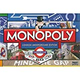 WINNING MOVES MONOPOLY: LONDON UNDERGROUND...
