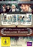 Was geschah mit Adelaide Harris? (The Strange Affairs Of Adelaide Harris) - Die komplette 6-teilige Kultserie (Pidax Serien-Klassiker) [2 DVDs]