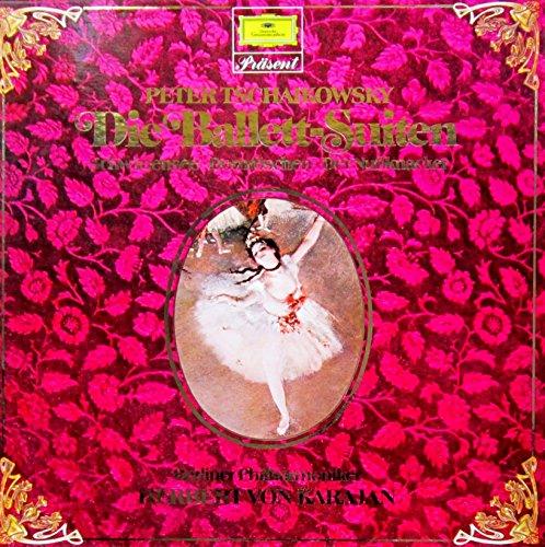 Tschaikowsky: Die Ballett-Suiten (Schwanensee/Dornröschen/Der Nußknacker) [Vinyl Schallplatte] [2...