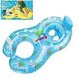 shemrow Schwimmen Schwimmer Mother & Baby Schwimmweste Schwimmhilfe Baby Sicherheit Float Sitz